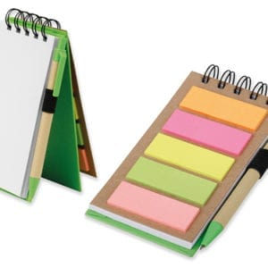 Notepads for conferences