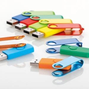 USB - All available in 4/8/16/32/64GB