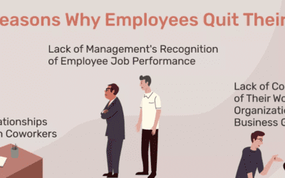 Top 10 Reasons Why Employees Quit Their Jobs